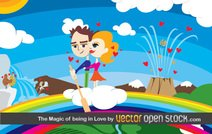 The Magic Of Being In Love Valentinine Day Valentine\'s