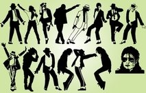 Michael Jackson Dancing Pack