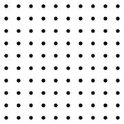 Dots Square Grid 03 Pattern