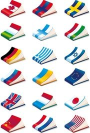 National Flag Cover Notebook
