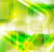 Abstract Green Design