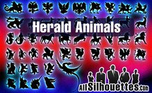 45 Vector Herald Animals