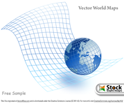 Vector World Maps