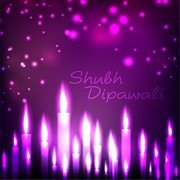 Beautifully Diwali Background