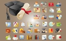 Education and Science Icon Pack