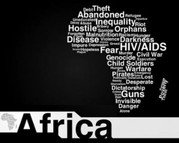 Stock Ilustrations Map of Africa