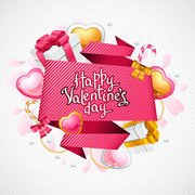 Greeting Card for Valentine's day-2