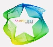Abstract Colorful Background Artwork