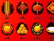 Chinese New Year Vector Icons