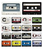 Audiocassettes Vector collectie