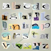 Paper Letters Fight The Tears 01