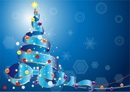 Christmas Tree By