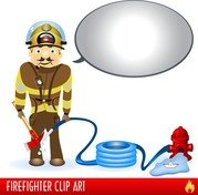 Firefighters And Fire Equipment 03
