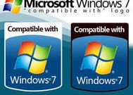 "Microsoft Windows 7 ""Compitable with"" logo"