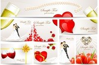Exquisite Wedding Greeting Card